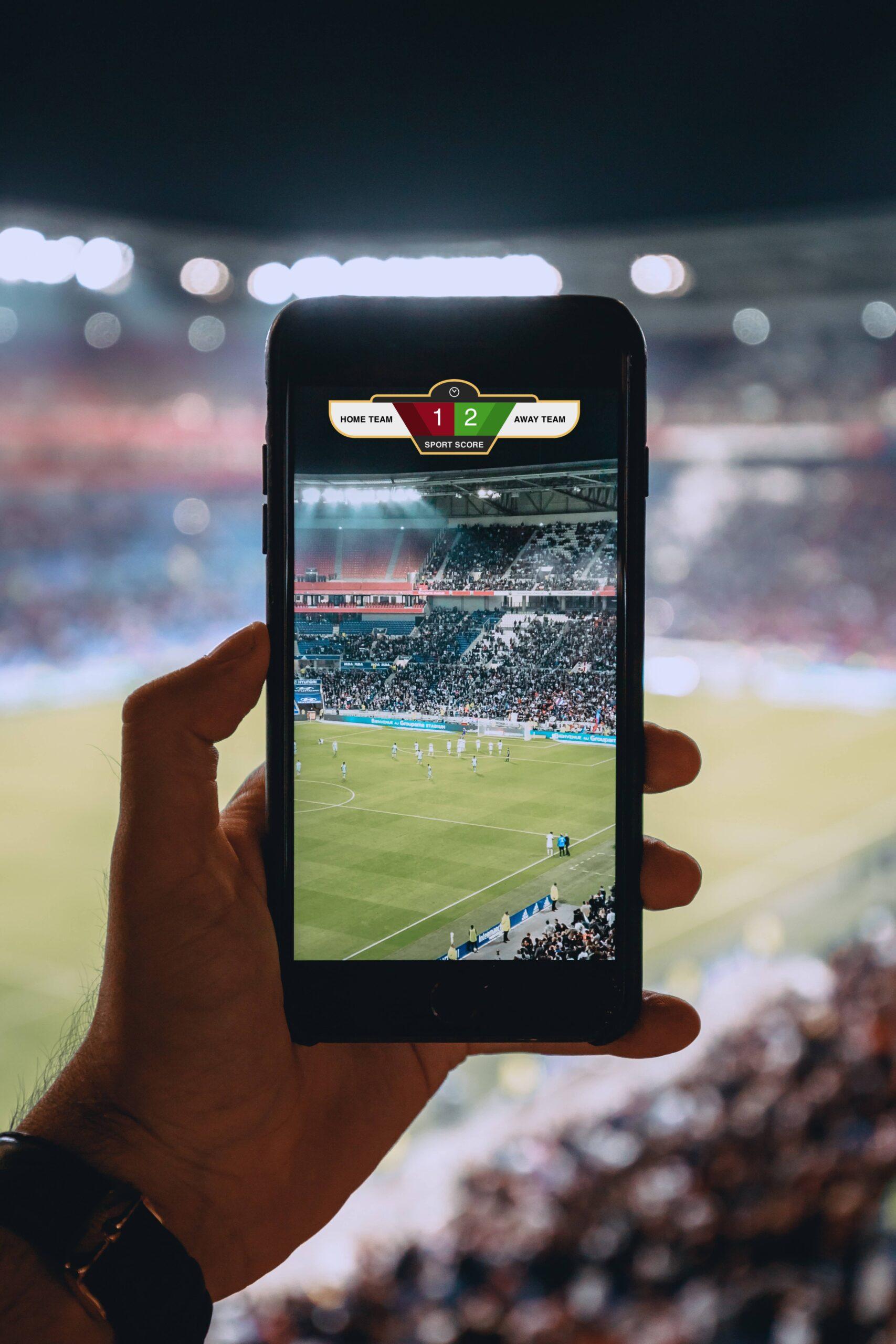live football scoring stream processing